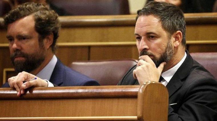 'Mafia fiscal': Abascal acusa a Delgado de liderar el veto de la Justicia a las querellas contra el Gobierno