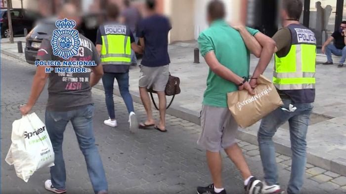 Detenidos en Murcia dos hermanos tras haber apuñalado hasta la muerte a un hombre en Italia