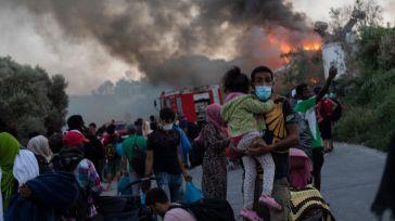 Iratxe García: 'En el Mediterráneo no sólo se hunden vidas, también la dignidad del proyecto europeo'