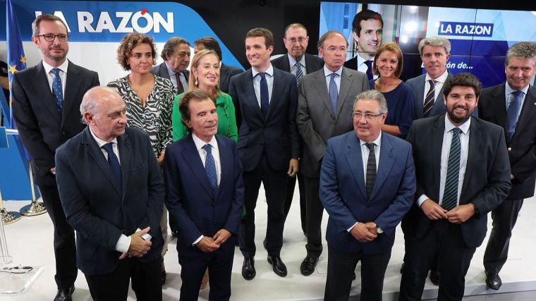 Fernández Díaz imputado en el 'caso Kitchen' y exiliado del PP