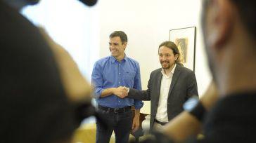 El show de Sánchez: El 'ángel de Sol' se convierte en demonio y lanza a Iglesias al ataque contra Ayuso