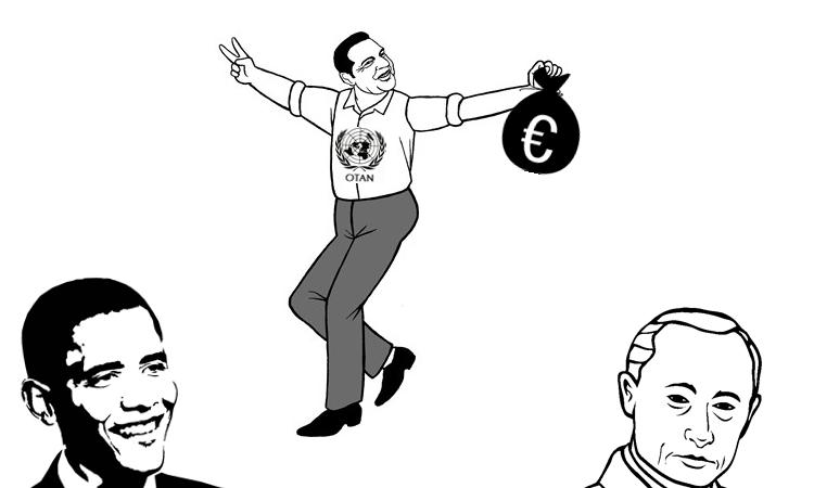 Tsipras juega a salirse del euro pero sin tocar la OTAN