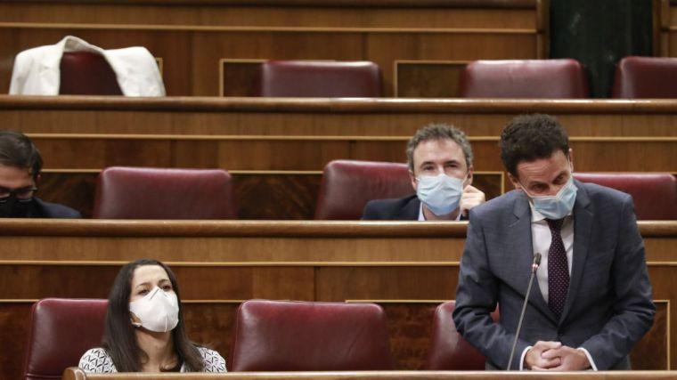 Ciudadanos pone en aprietos al Gobierno: Exige una evaluación independiente de la gestión de la pandemia