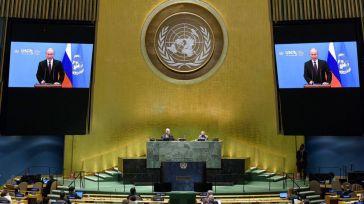 Las Naciones más des Unidas que nunca