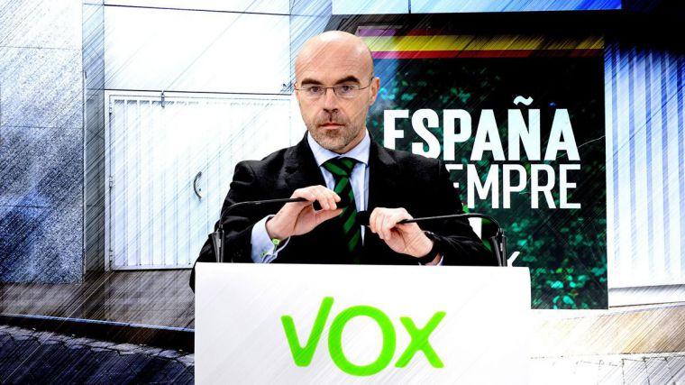 Vox da a elegir: 'El Gobierno del golpe institucional y de la ruina económica o dar voz a los españoles'