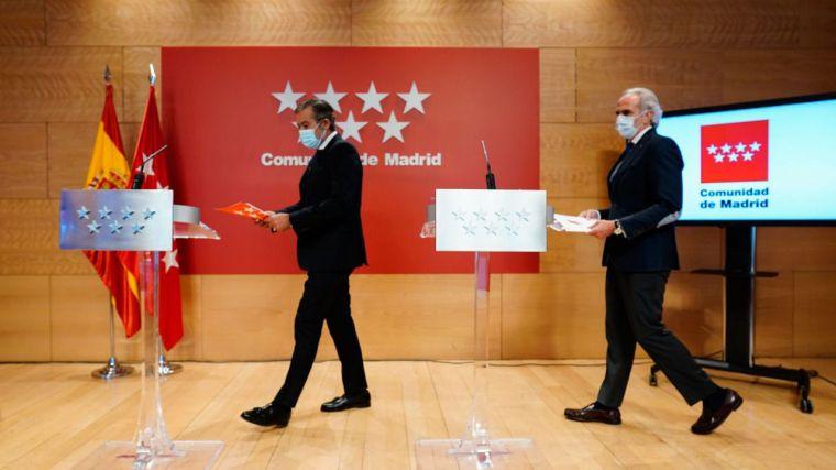 Madrid sucumbe a la Orden de Sanidad: Esto es lo que se puede hacer en la Comunidad