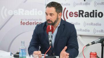 Abascal: 'Han confinado al rey cuando quien tiene que estar confinado es el Gobierno pero en la cárcel'