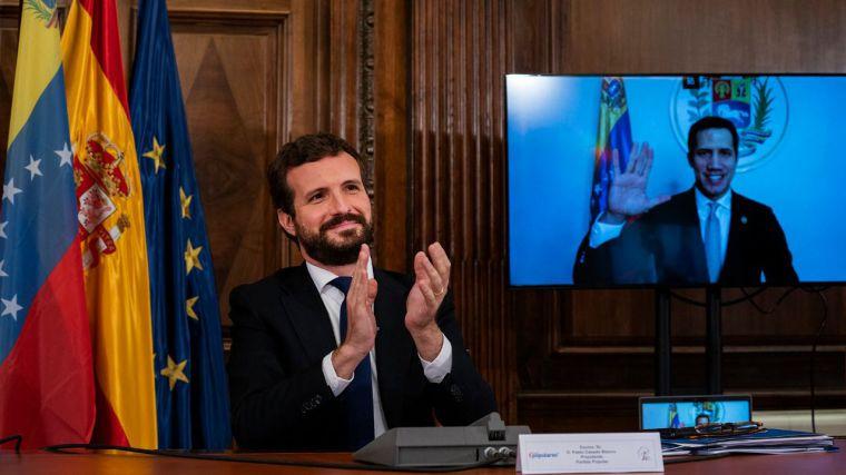 Casado eleva la crítica al Gobierno pidiendo la cabeza de Borrell como representante exterior de la UE