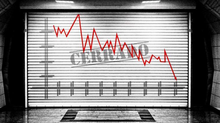 España a la deriva: El 60% de las empresas despedirán a sus empleados en ERTE