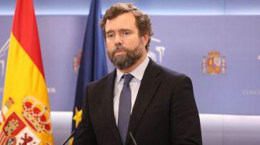'Mascarillas o leche': Espinosa de los Monteros estalla tras la Junta de Portavoces
