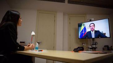 Arrimadas muestra su apoyo a Guaidó y exige explicaciones a Borrell por 'su respaldo al régimen' de Maduro