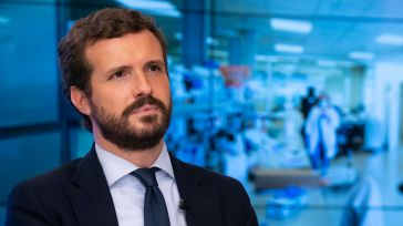 Casado: 'A los madrileños y a los españoles hay que protegerles del Gobierno de Sánchez'