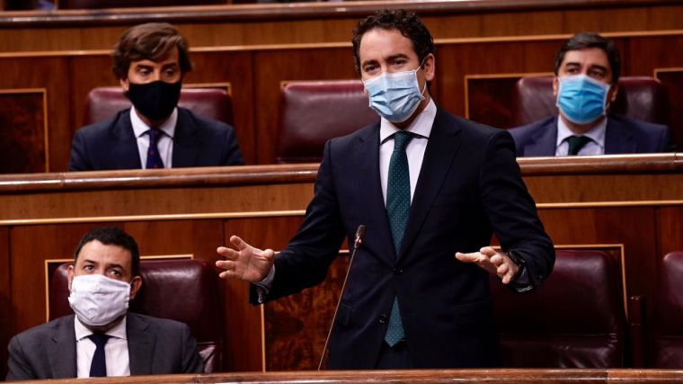 Egea a Iglesias: 'Entre la corrupción, las mentiras y la incompetencia, donde deberían declarar el estado de alarma es en su gobierno'