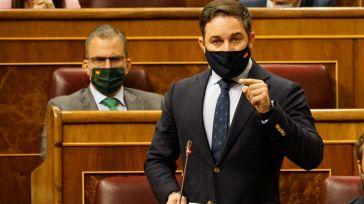 Abascal pide sin miramientos a Sánchez que dimita: 'No respeta ni a los jueces, ni a sus electores ni a usted mismo'