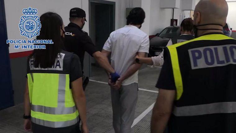 [Vídeo] Detenidos en Tarragona y Madrid dos peligrosos fugitivos buscados por homicidios con arma de fuego