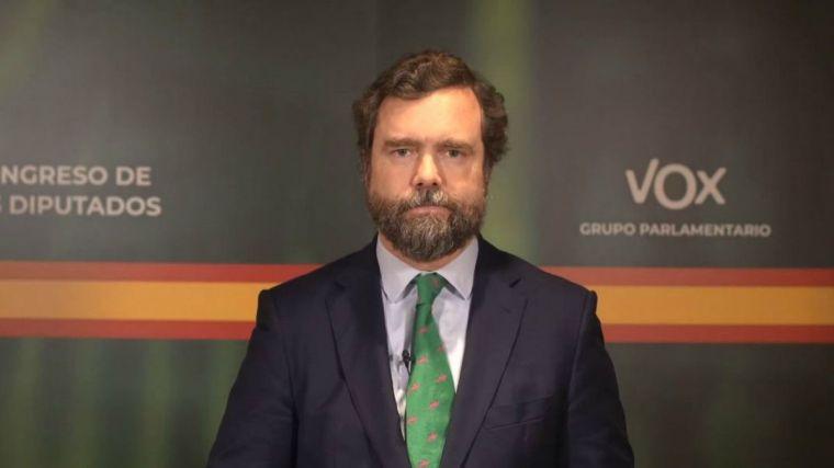 Propuesta de Vox ante el 'penúltimo asalto a las instituciones' del Gobierno Sánchez-Iglesias