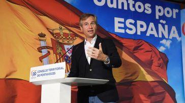 Terol: 'La estrategia del Gobierno es culpar al PP de todo lo malo que ocurra en España'