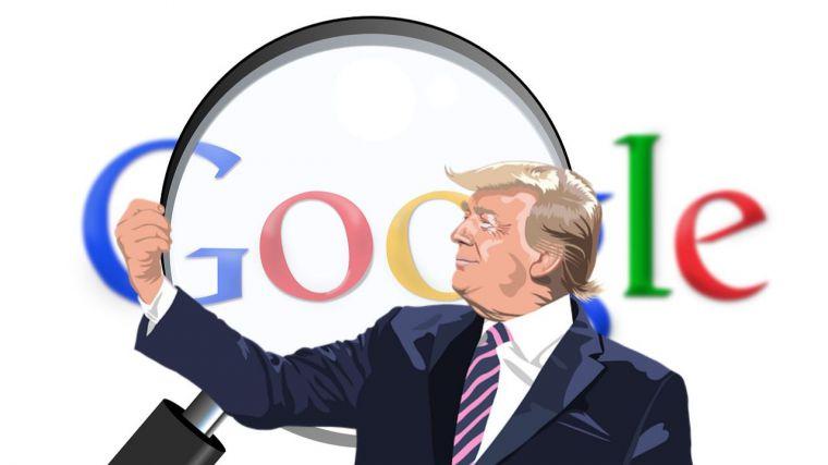 EEUU demanda a Google: Trump inicia un histórico caso de antimonopolio contra el buscador