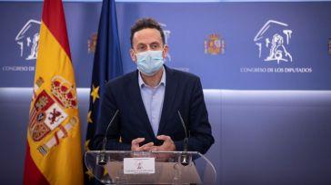 Ciudadanos afea al Grupo Parlamentario Vox que 'intenten ridiculizar a la Unión Europea'