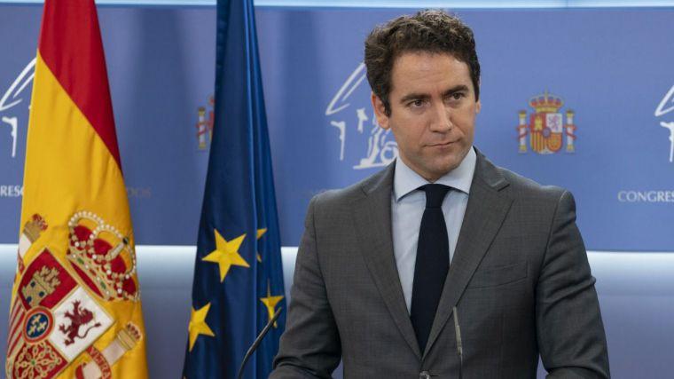 García Egea denuncia que esta moción de censura es el único éxito de Sánchez en estos dos años de gobierno