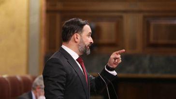 El lapidario discurso de Abascal y sus razones para censurar al Ejecutivo