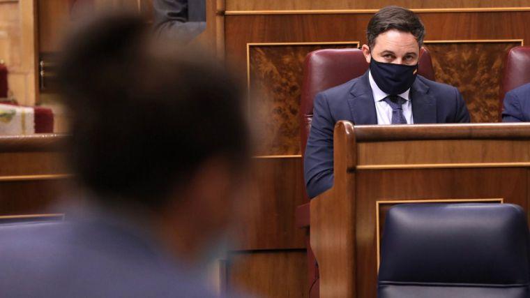 Abascal: 'VOX tenía una responsabilidad de reequilibrio cultural y político en España'