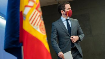 Egea: 'Vox demostró que es la derecha que más gusta a la izquierda'