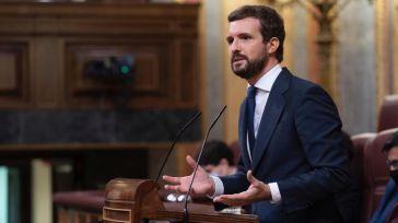 Casado a Sánchez: 'Escuche más a González y obedezca menos a Iglesias'