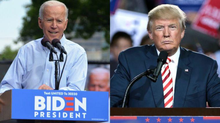 Estados Unidos en vilo: Donald Trump y Joe Biden se la juegan en un reñido recuento final