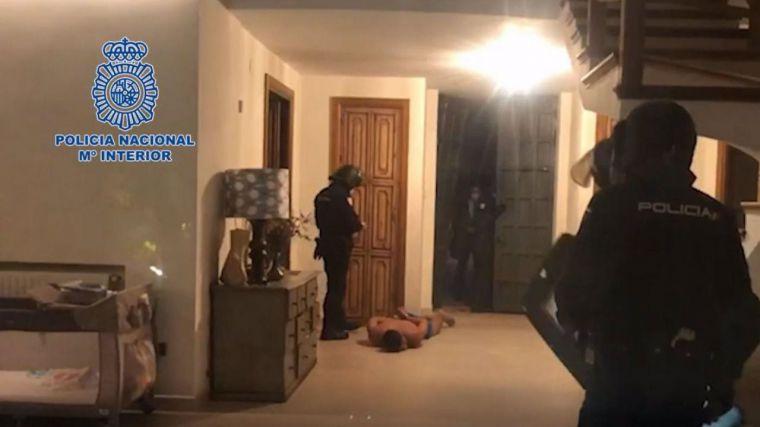 La Policía detiene en Málaga a un histórico narcotraficante del cártel de Cali