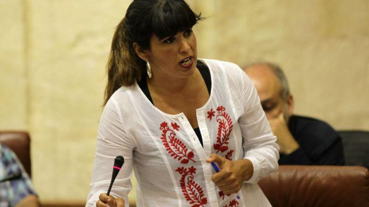 PSOE, Cs y Vox se unen para echar a Teresa Rodríguez de Adelante