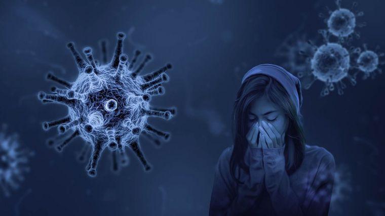 La coexistencia de Covid-19 y la gripe podría ser muy grave