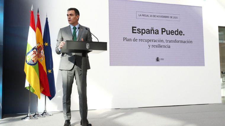 Sánchez anuncia un Plan de vacunación contra el Covid-19 para