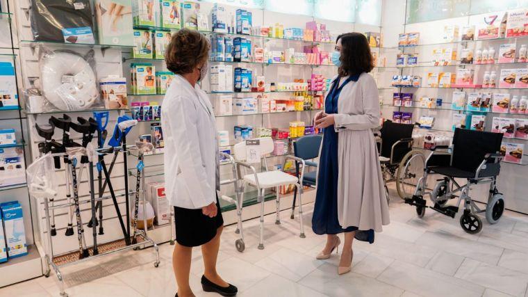 ¿Por qué no deben hacerse pruebas de Covid-19 en las farmacias?