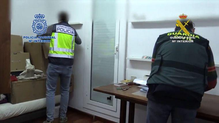 Así han liberado a cinco mujeres explotadas la Policía Nacional y la Guardia Civil [Vídeo]