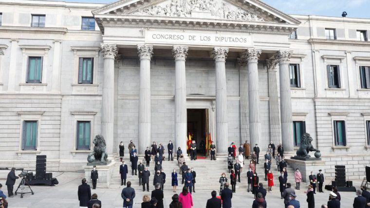 Pablo Iglesias ha venido a romper España y aprovecha el Día de la Constitución para cargar contra la Monarquía
