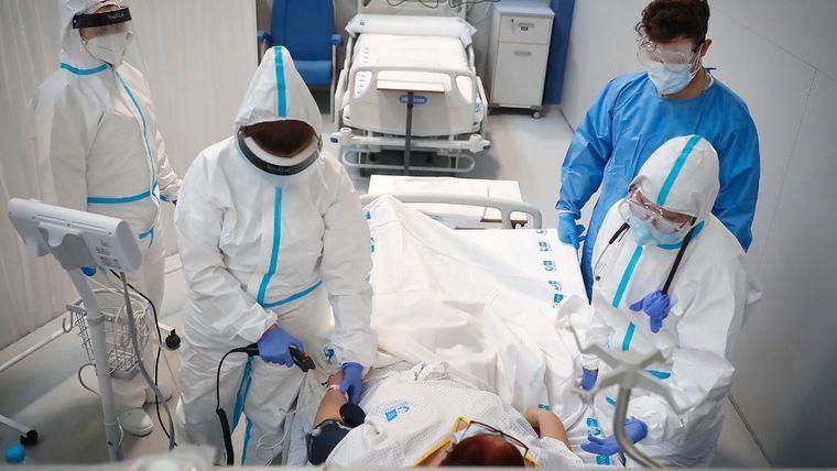 Uno de cada diez españoles ya se ha infectado de Covid-19