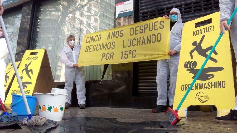 El Gobierno de la 'transición ecológica' se enfrenta al primer proceso judicial por el clima en España