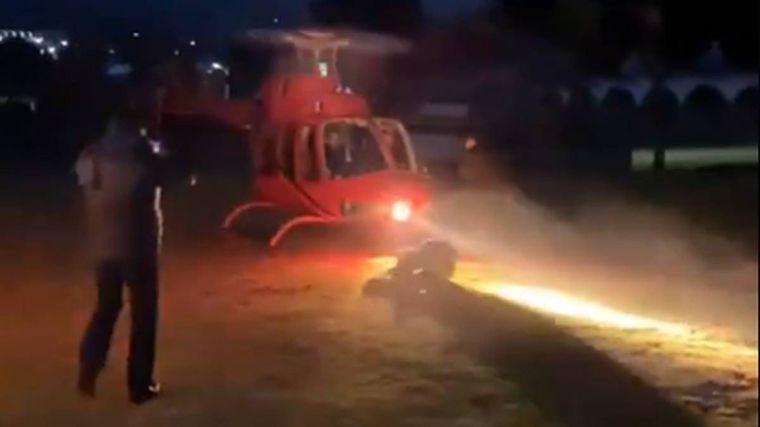 Muere un empresario mexicano tras recibir un golpe de hélice en la cabeza [Vídeo]