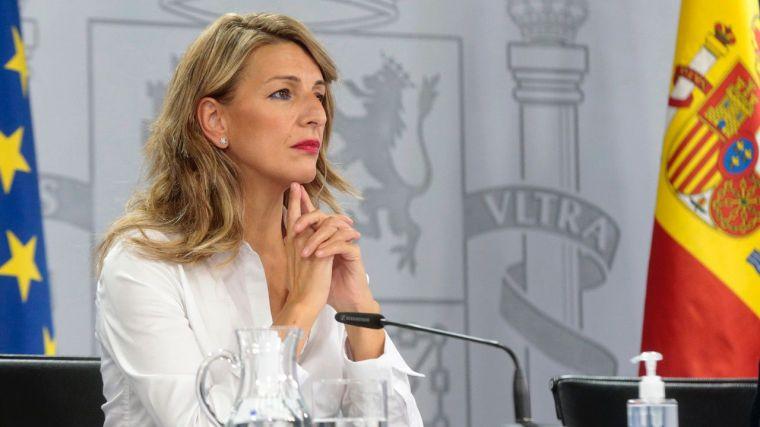 Unidas Podemos redobla la apuesta: Yolanda Díaz no se esconde y pide la dimisión de Salvador Illa