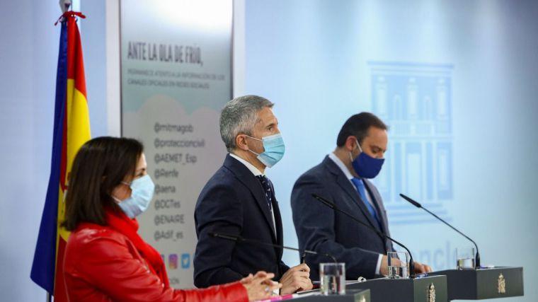Cisma en el Gobierno: Un PSOE desnortado contra los incesantes ataques de Unidas Podemos