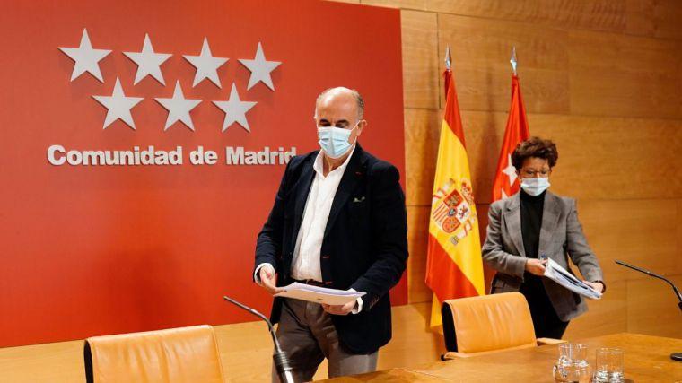 La 'tercera ola' de Covid-19 va cercando la Comunidad de Madrid