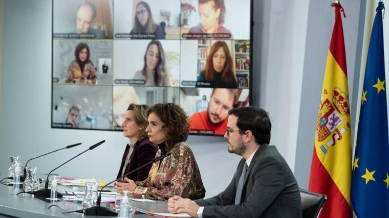 El Gobierno cede y declara zona catastrófica a Madrid... y a siete comunidades más