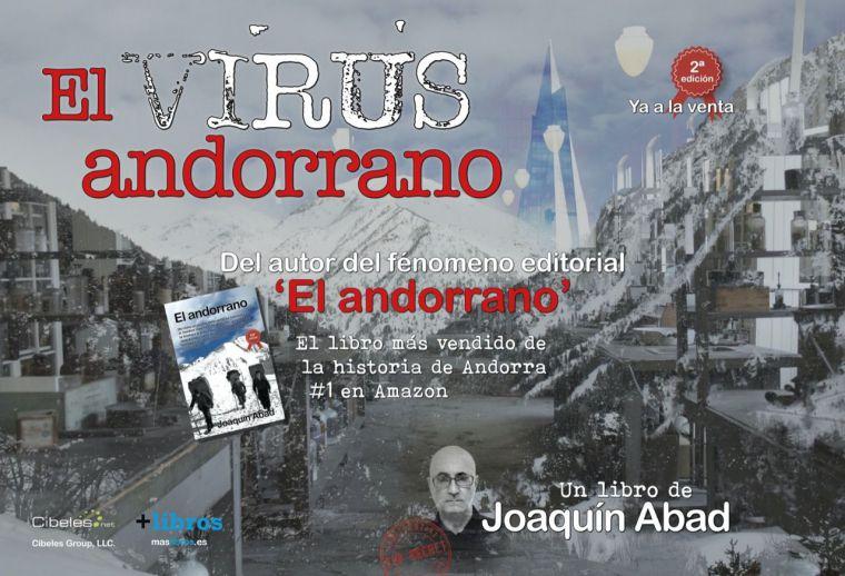 'El virus andorrano': Una novela que peca de real y ahonda en los planes del Nuevo Orden Mundial