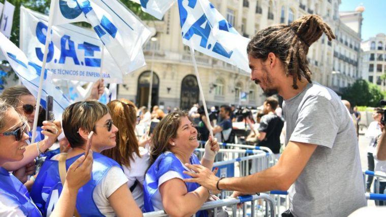 El número 3 de Podemos citado como investigado por el Supremo por patear a un Policía