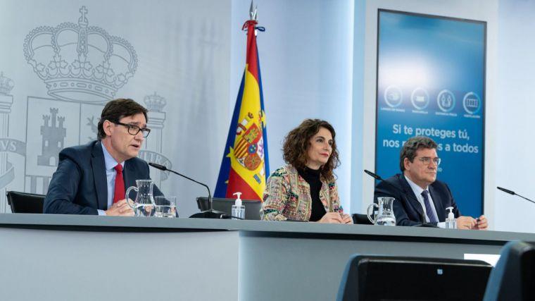 Consejo de Ministros: ERTEs, autónomos, pensiones, nuevo JEMAD y despedida del 'candidato' Illa