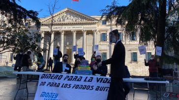 Organizaciones ecologistas, sindicales y colectivos sociales se movilizan por los fondos europeos