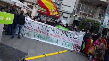 Vox se planta: Exige una Declaración Institucional para condenar los ataques violentos en Cataluña