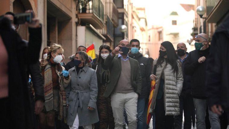 Vox propone una Cataluña de