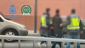 Detienen en Alicante a 'el Zarco', uno de los criminales más buscados en Colombia